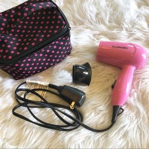 Mini Hair Dryer Set